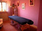 Just Be Natural Therapy Room